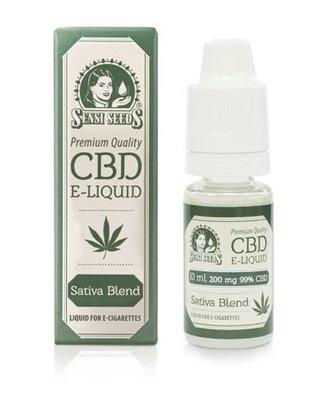 Sensi Seeds CBD E-liquid (200mg)