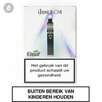 eleaf ijust ecm e-sigaret e-smoker starterskit 3000mah 2ml DTL zwart