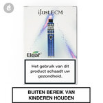 eleaf ijust ecm e-sigaret e-smoker starterskit 3000mah 2ml DTL blauw