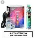 Eleaf iJust 3 e-sigaret stick mod startset 2ml 3000mah acrylic dazzling