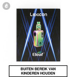 eleaf lexicon e-sigaret e-smoker 235watt 2ml rainbow regenboog 7 colors