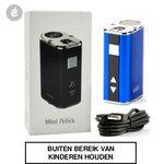 eleaf mini i-stick kit 10 watt blauw