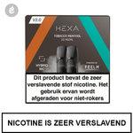 hexa 2.0 pods tobacco menthol 2ml  2 stuks 20mg nicotine.jpg