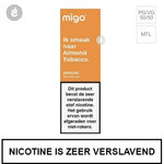 migo e-liquid nic salt nicotinezout 20mg almond tobacco 10ml.jpg
