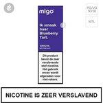 migo e-liquid nic salt nicotinezout 20mg blueberry tart 10ml.jpg