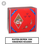 three kings waterpijp shisha kooltjes 33mm 100stuks