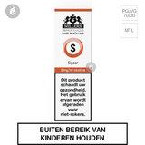 millers e-liquid silverline sigaar nicotinevrij