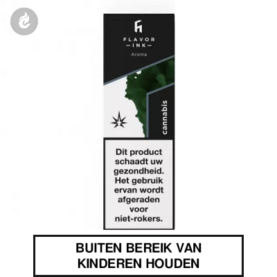 Flavor Ink Aroma - Cannabis