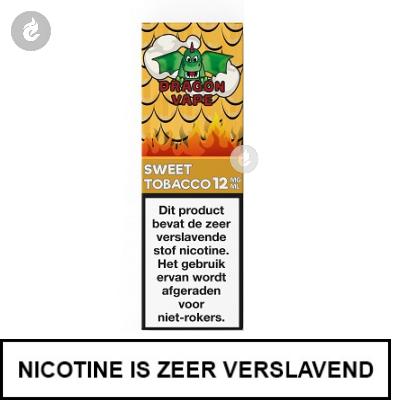 Dragon Vape Sweet Tobacco 12mg nicotine