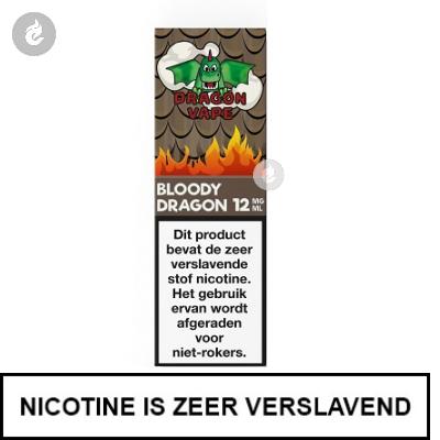 Dragon Vape Bloody Dragon 12mg nicotine