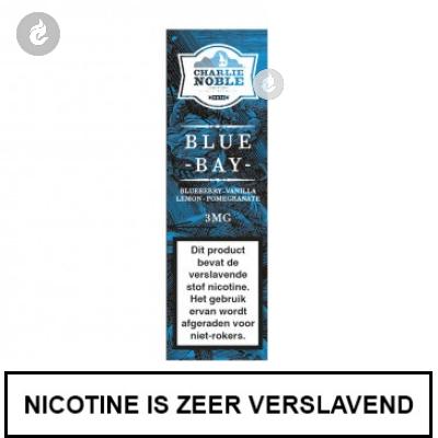 Charlie Noble Blue Bay 6mg Nicotine