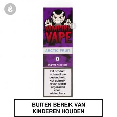 Vampire Vape Arctic Fruit 0mg nicotinevrij