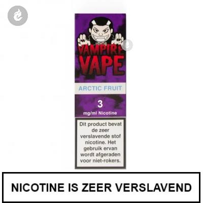 Vampire Vape Arctic Fruit 3mg nicotine