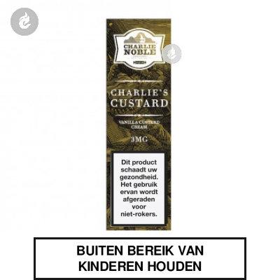 Charlie Noble Charlie's Custard Nicotinevrij