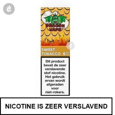 Dragon Vape Sweet Tobacco 6mg nicotine