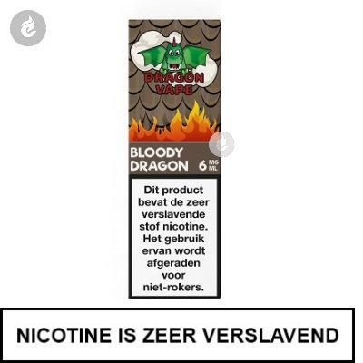 Dragon Vape Bloody Dragon 6mg nicotine