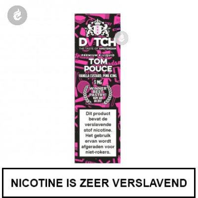 DVTCH Amsterdam Tom Pouce 3mg Nicotine