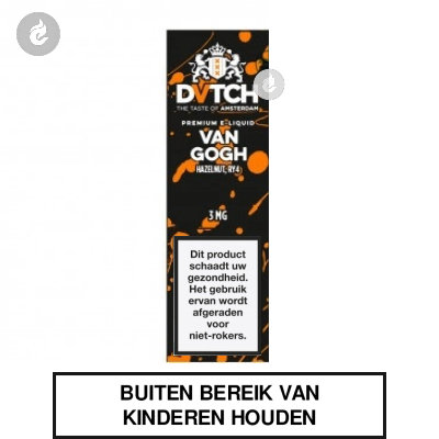 DVTCH Amsterdam Van Gogh Nicotinevrij