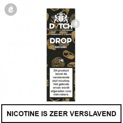 DVTCH Amsterdam Drop 3mg nicotine