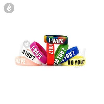 Do You? I Vape - Vape Band 22mm Paars