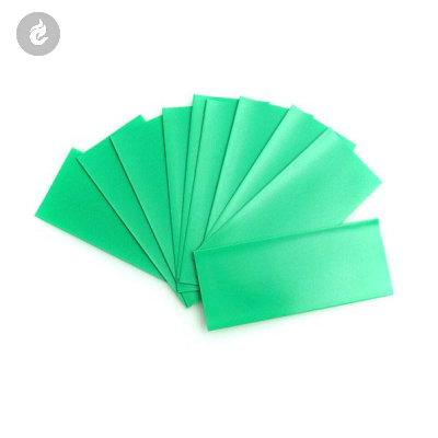 18650 batterij Wrap - Groen