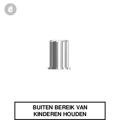 ELEAF GS Baby Driptip Rond RVS
