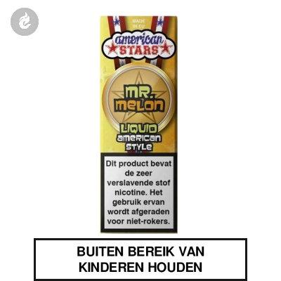 Flavourtec - American Stars - Mr. Melon 0mg Nicotine