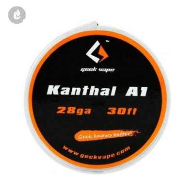 Geekvape Kanthal A1 Tape Wire 28GA (30ft)