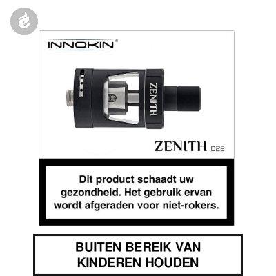 Innokin Zenith D22 Clearomizer Zwart