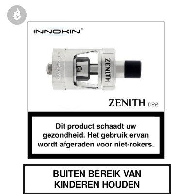 Innokin Zenith D22 Clearomizer RVS