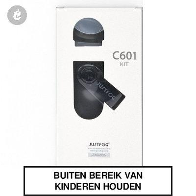 Justfog C601 Starterset Zwart