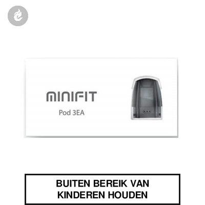 Justfog Minifit Pod 1.6ohm (3 stuks)