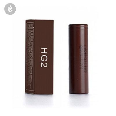 LG HG2 18650 Batterij 3000mAh 20A