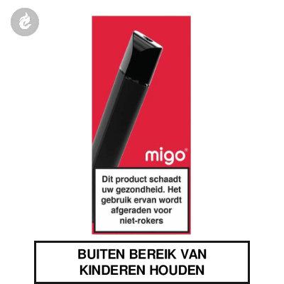 MIGO POD Kit Zwart