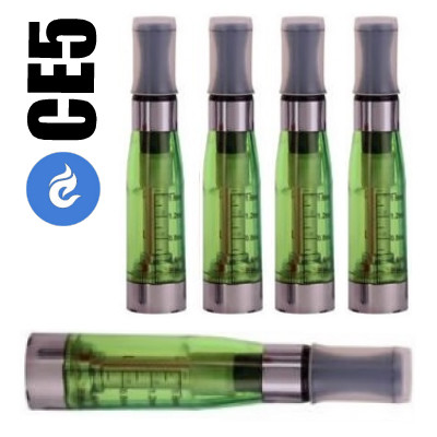 CE5 clearomizer 1.6ml Groen