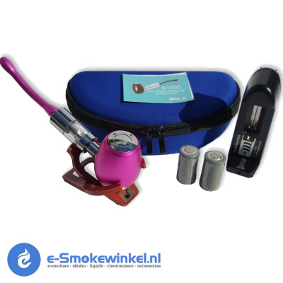 K eCig E-Pipe Kit Roze