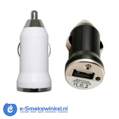 12 Volt e-Sigaret Adapter