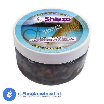 Shiazo Steam Stones 100 gram Caribbean Dream