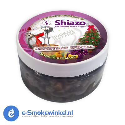 Shiazo Steam Stones 100 gram Christmas special