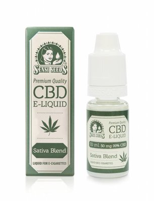 Sensi Seeds CBD E-liquid (50mg)