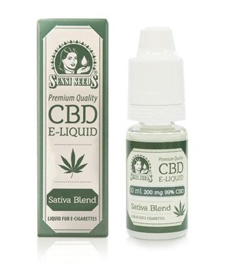 Sensi Seeds CBD E-liquid (200mg)