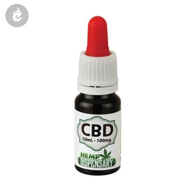 Hemp Dispensary Oil 100mg CBD 10ml