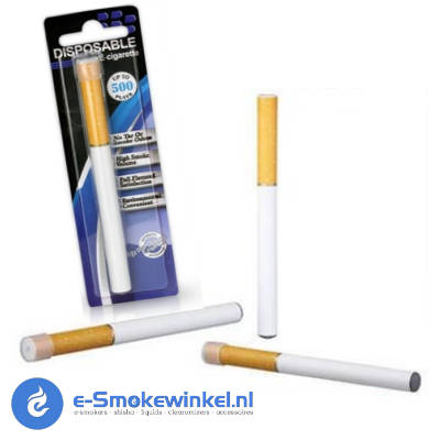 Shisha Pen Menthol Smaak Nicotinevrij (NO)