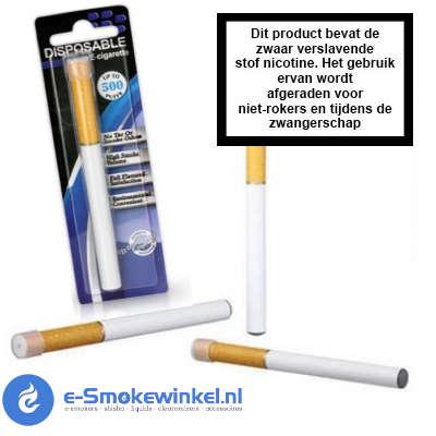 Shisha Pen Tabak Smaak 6mg Nicotine (LOW)