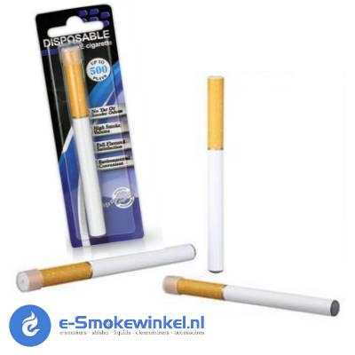Shisha Pen Tabak Smaak Nicotinevrij (NO)