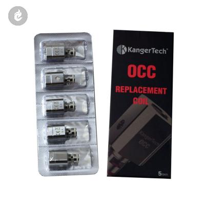 Kangertech OCC Coils 0.5ohm (doosje 5 stuks)
