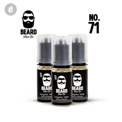 Beard Vape NO.71 Nicotinevrij