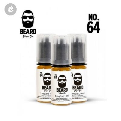 Beard Vape NO.64 Nicotinevrij