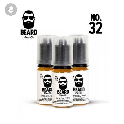 Beard Vape NO.32 Nicotinevrij