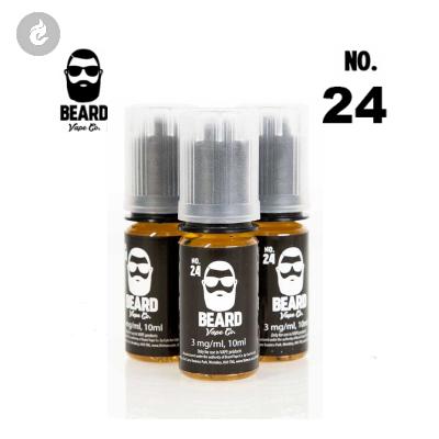 Beard Vape NO.24 Nicotinevrij